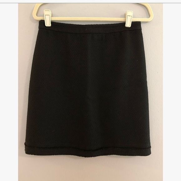 J. Crew Dresses & Skirts - J Crew 6 black pencil skirt